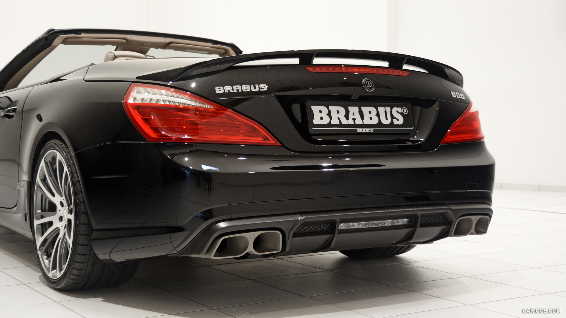 Brabus 800 Roadster photo 119488