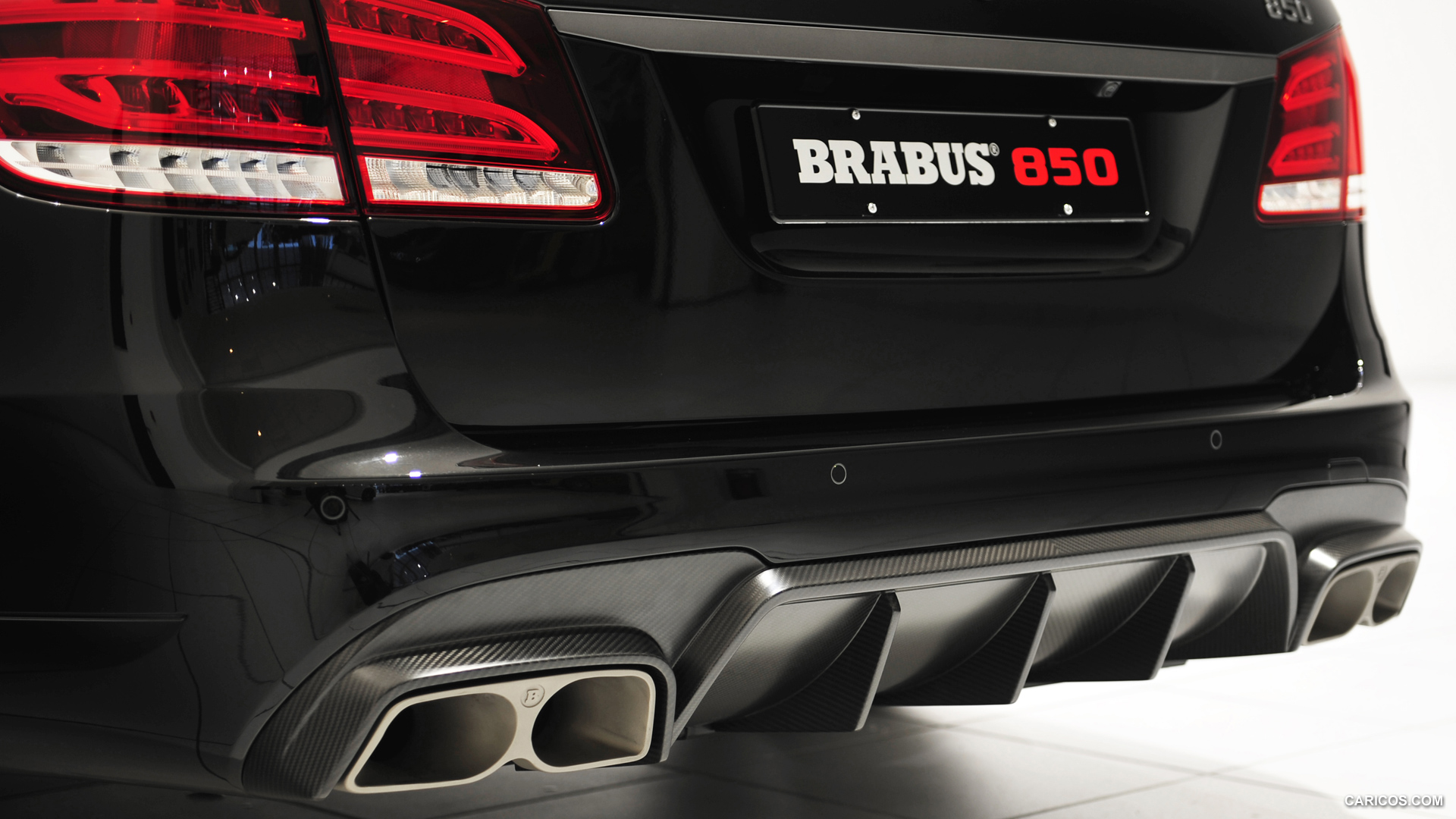 Brabus 850 6.0 Biturbo photo 119790