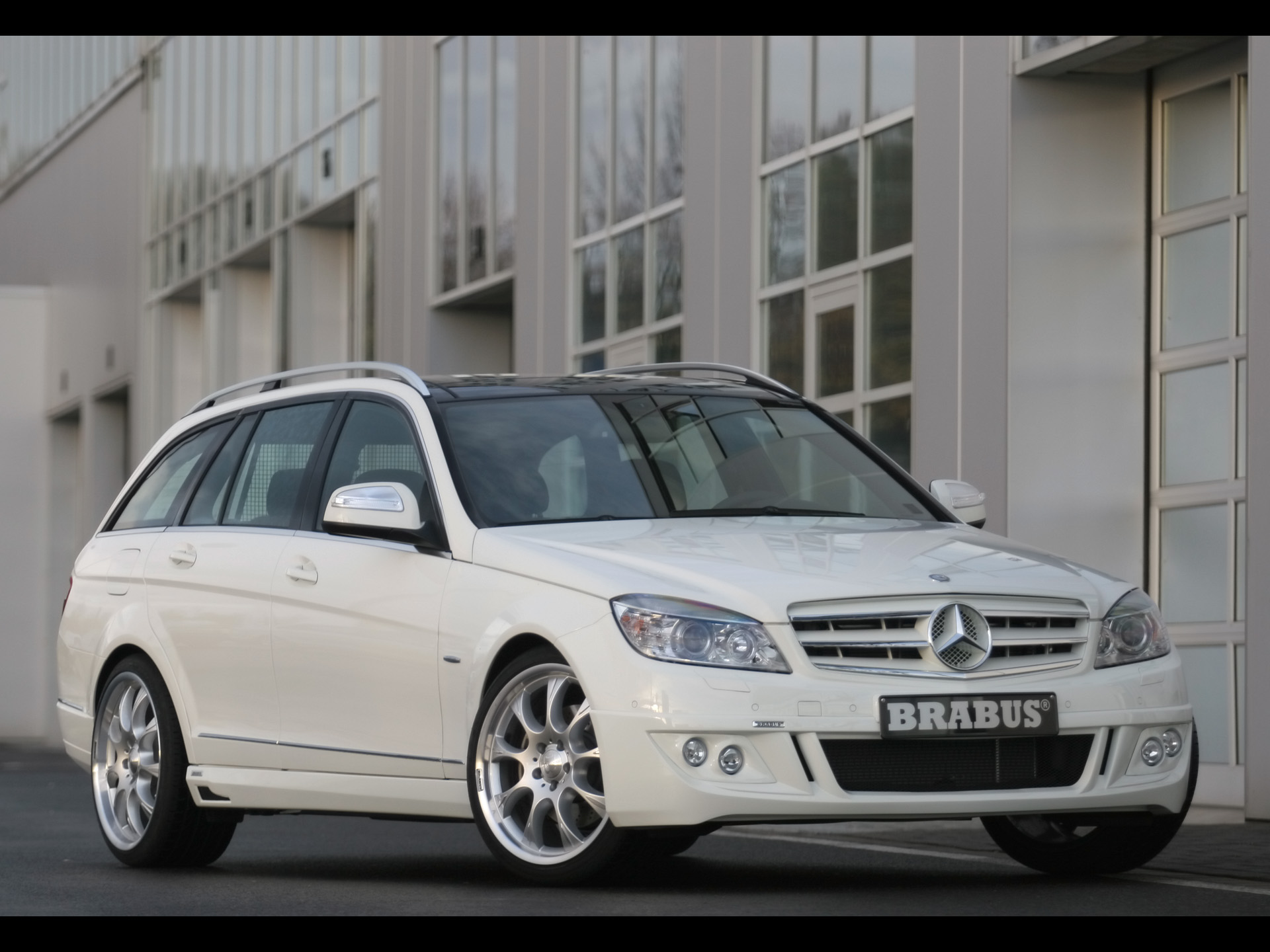 Brabus C-Class Estate (S204) photo 49803