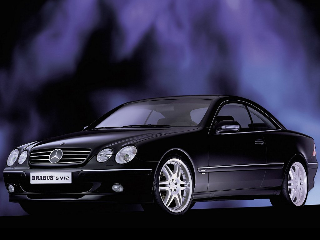 Brabus CL-Class (C215) photo 389
