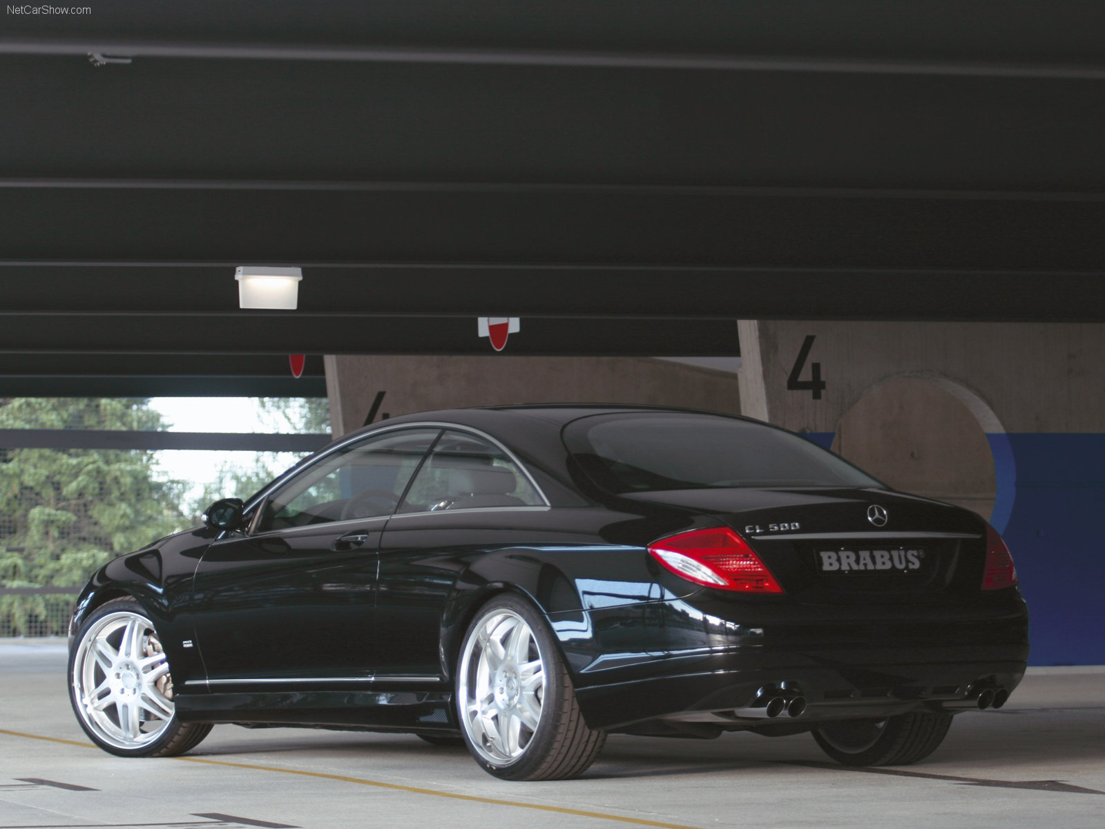 Brabus CL-Class (C216) photo 38372