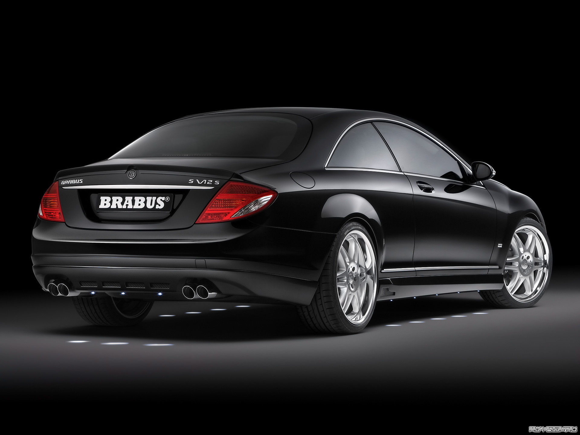 Brabus CL-Class (C216) photo 60276