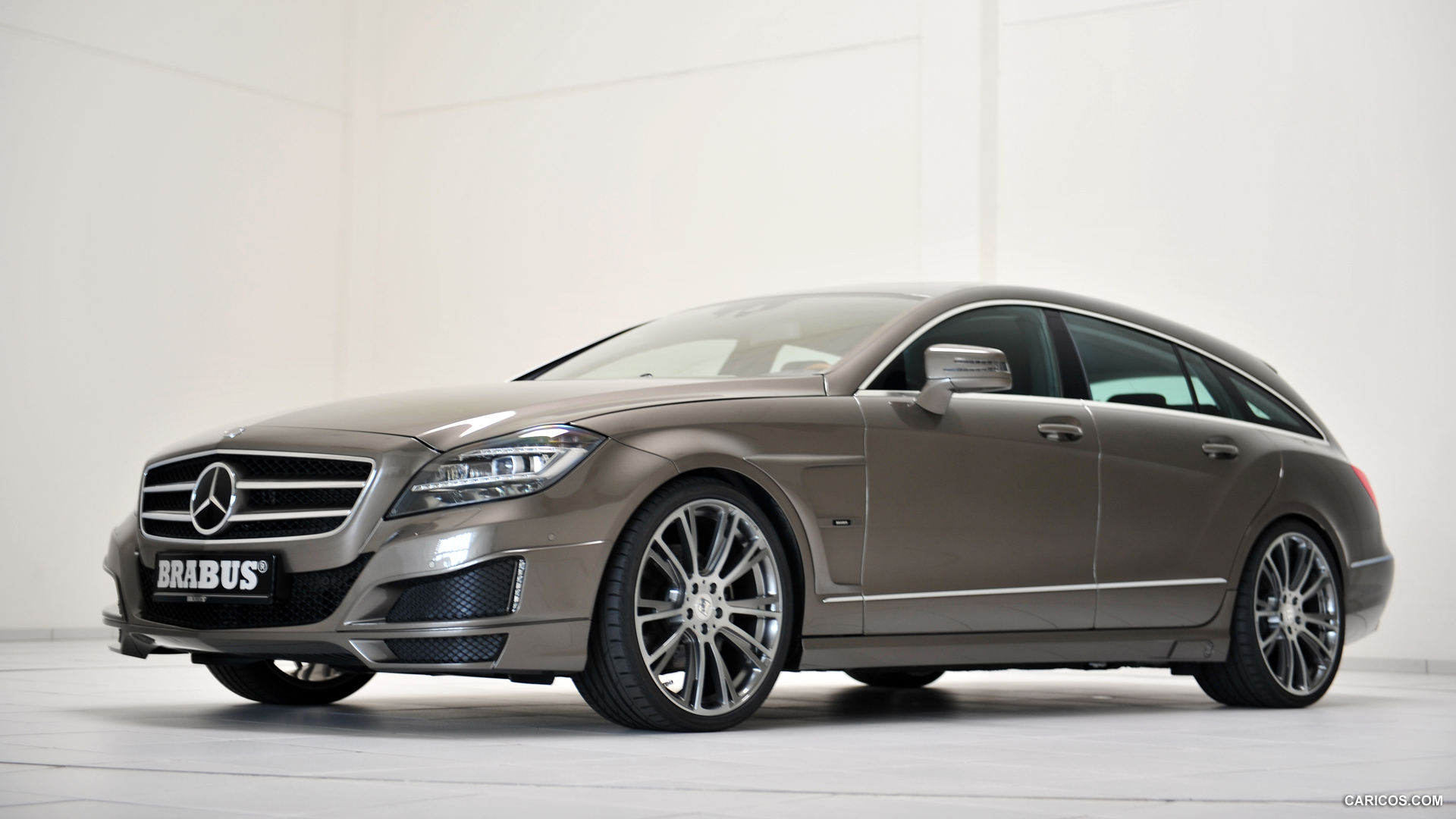 Brabus CLS Shooting Brake photo 119653