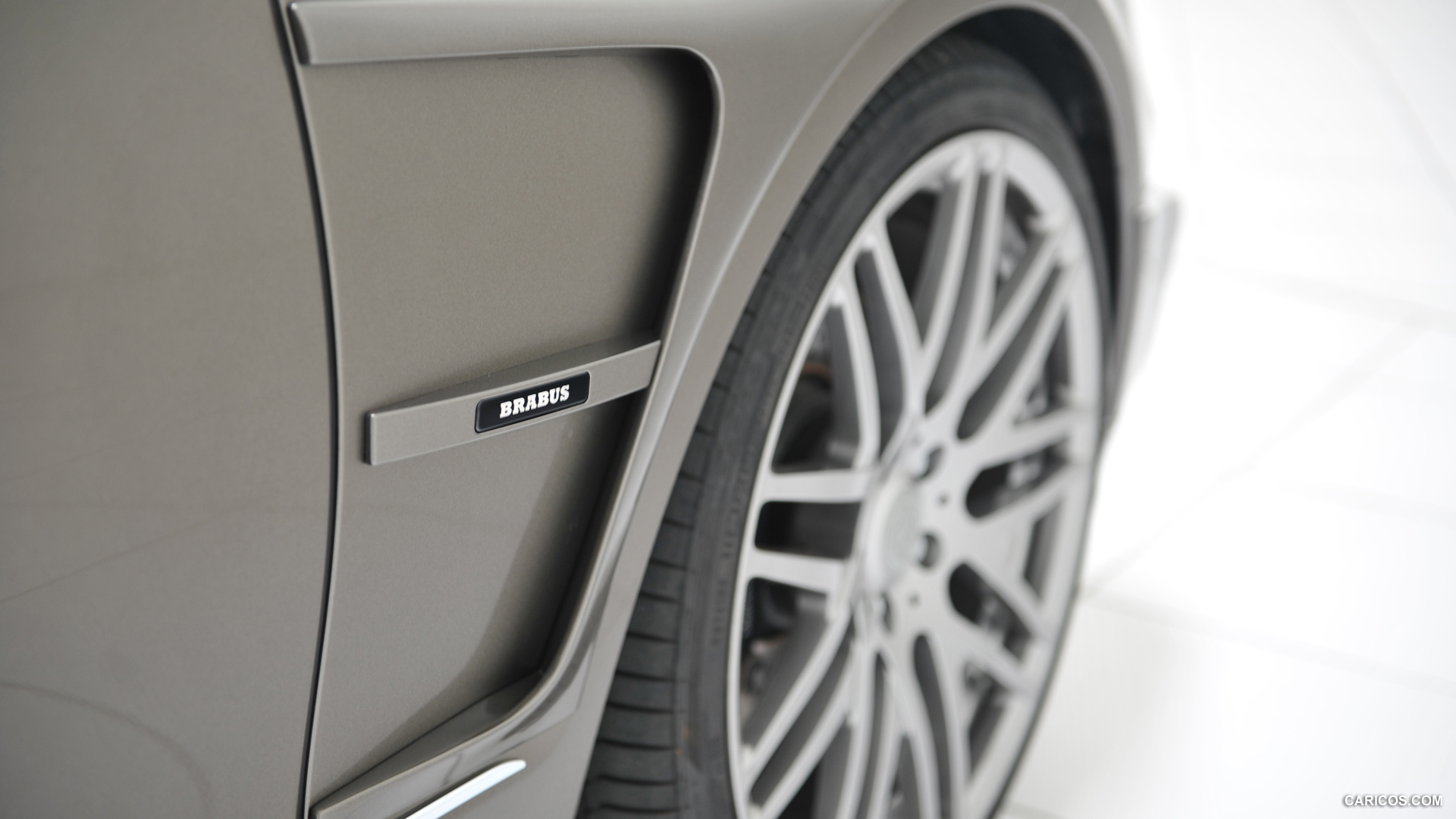 Brabus CLS Shooting Brake photo 119658