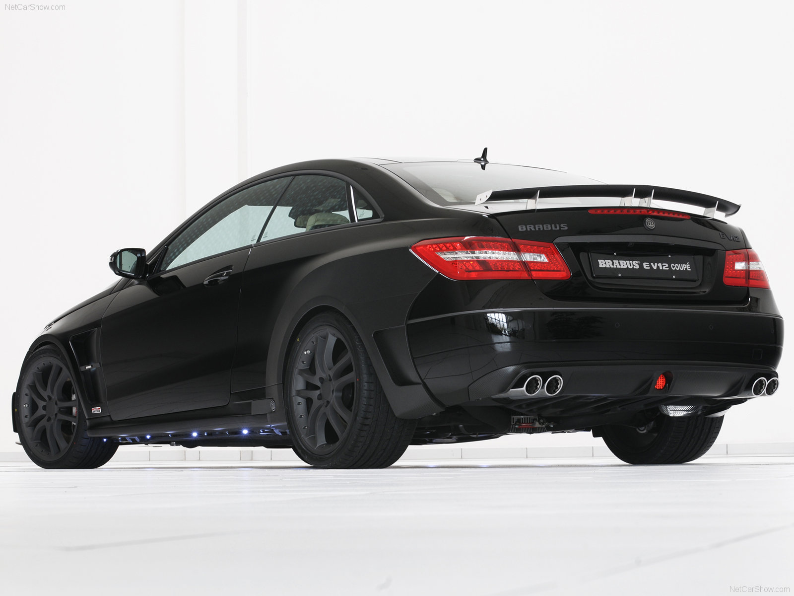 Brabus E V12 Coupe photo 72400