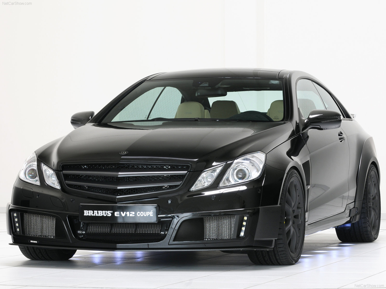 Brabus E V12 Coupe photo 72407