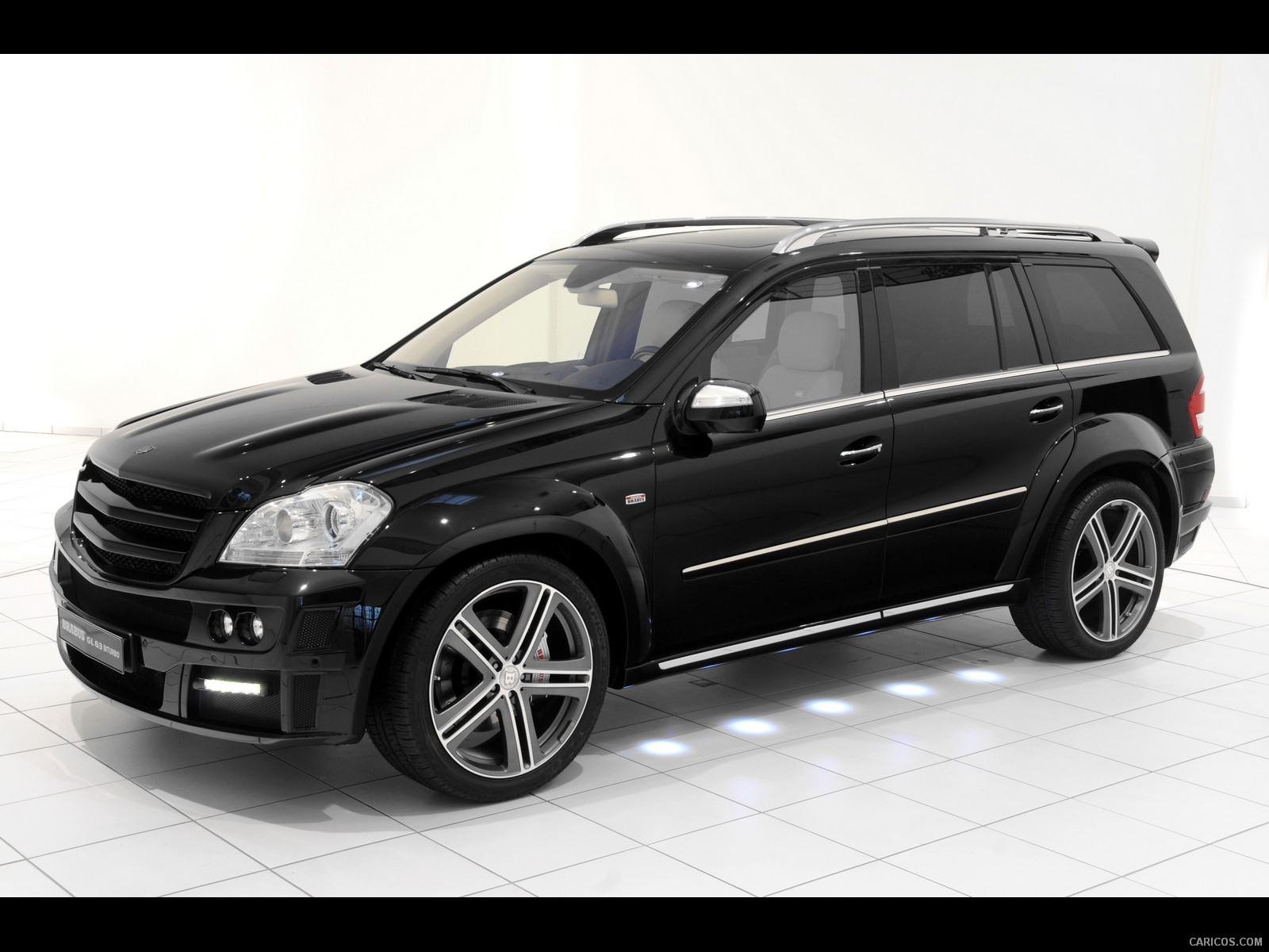 Brabus GL 63 Biturbo photo 119287