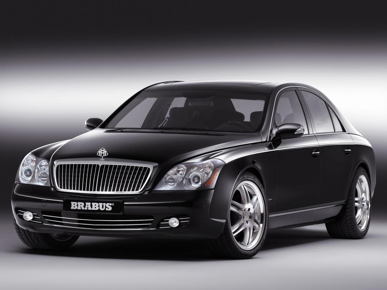Brabus Maybach 57 photo 13487