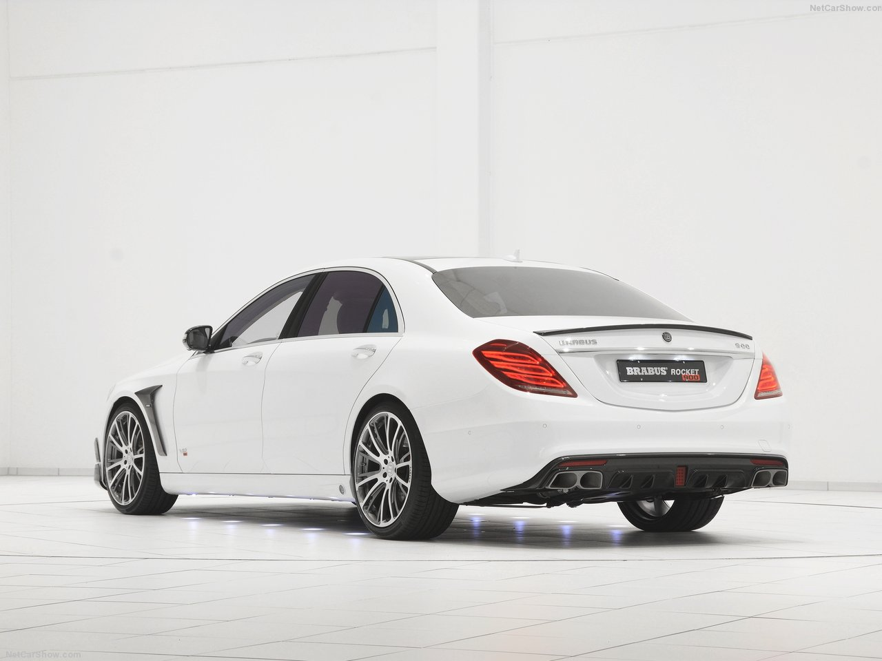 Brabus Rocket 900 photo 139126