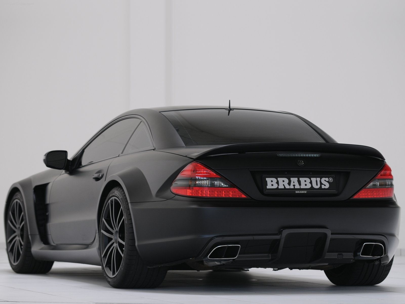 Brabus SL65 AMG Black Series photo 73952