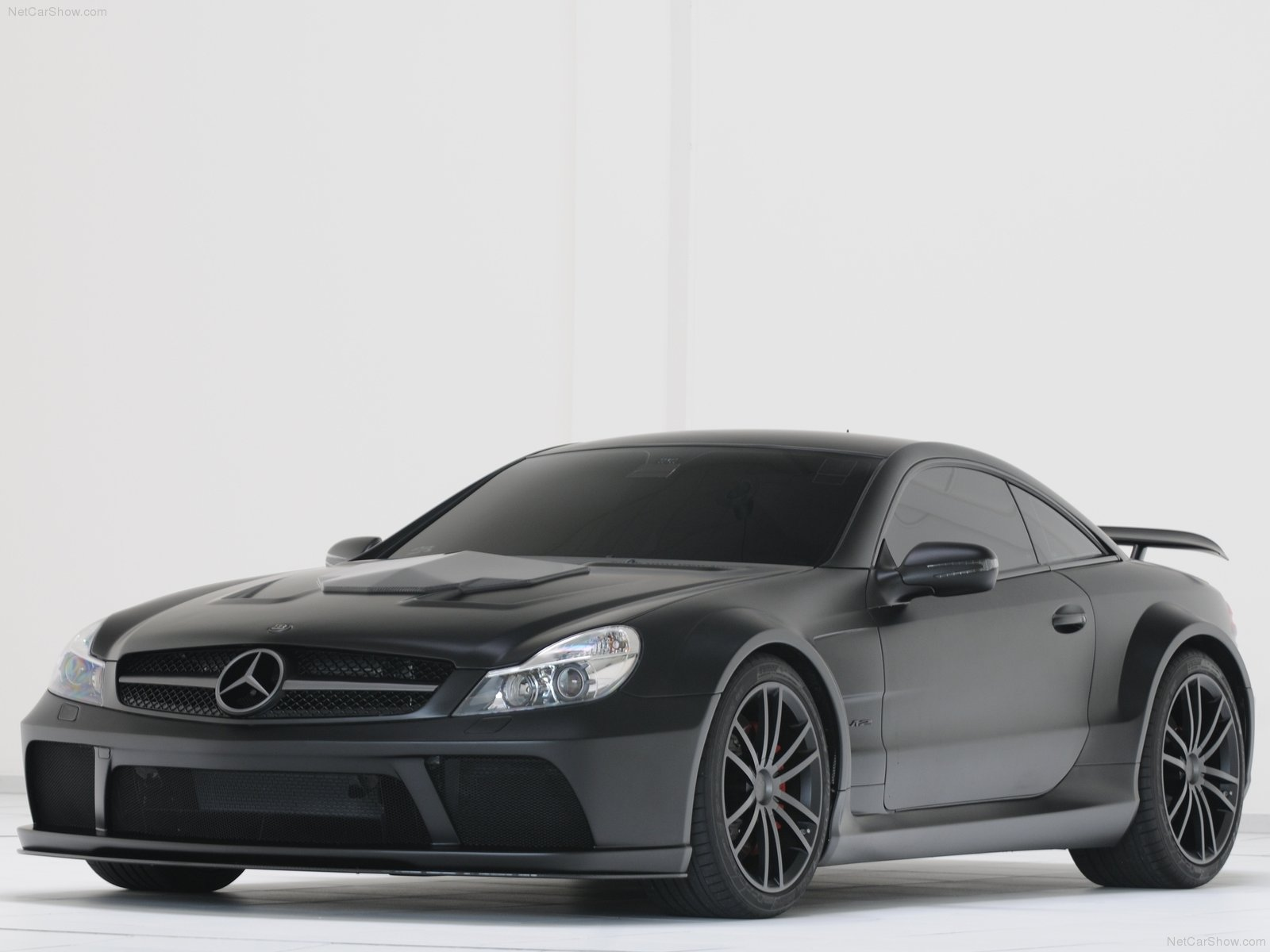 Brabus SL65 AMG Black Series photo 73957