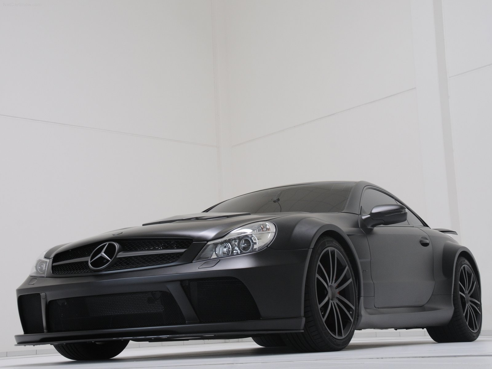 Brabus SL65 AMG Black Series photo 73958