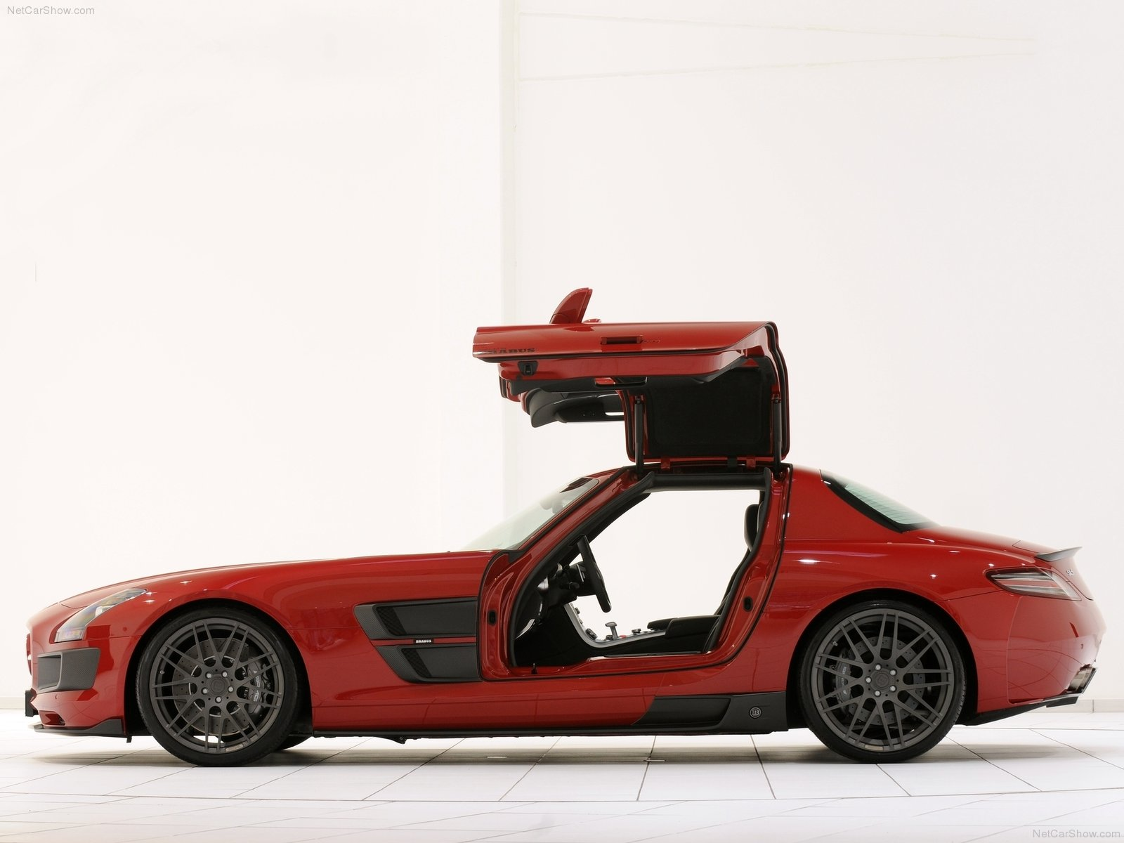 Brabus SLS AMG Widestar photo 77619