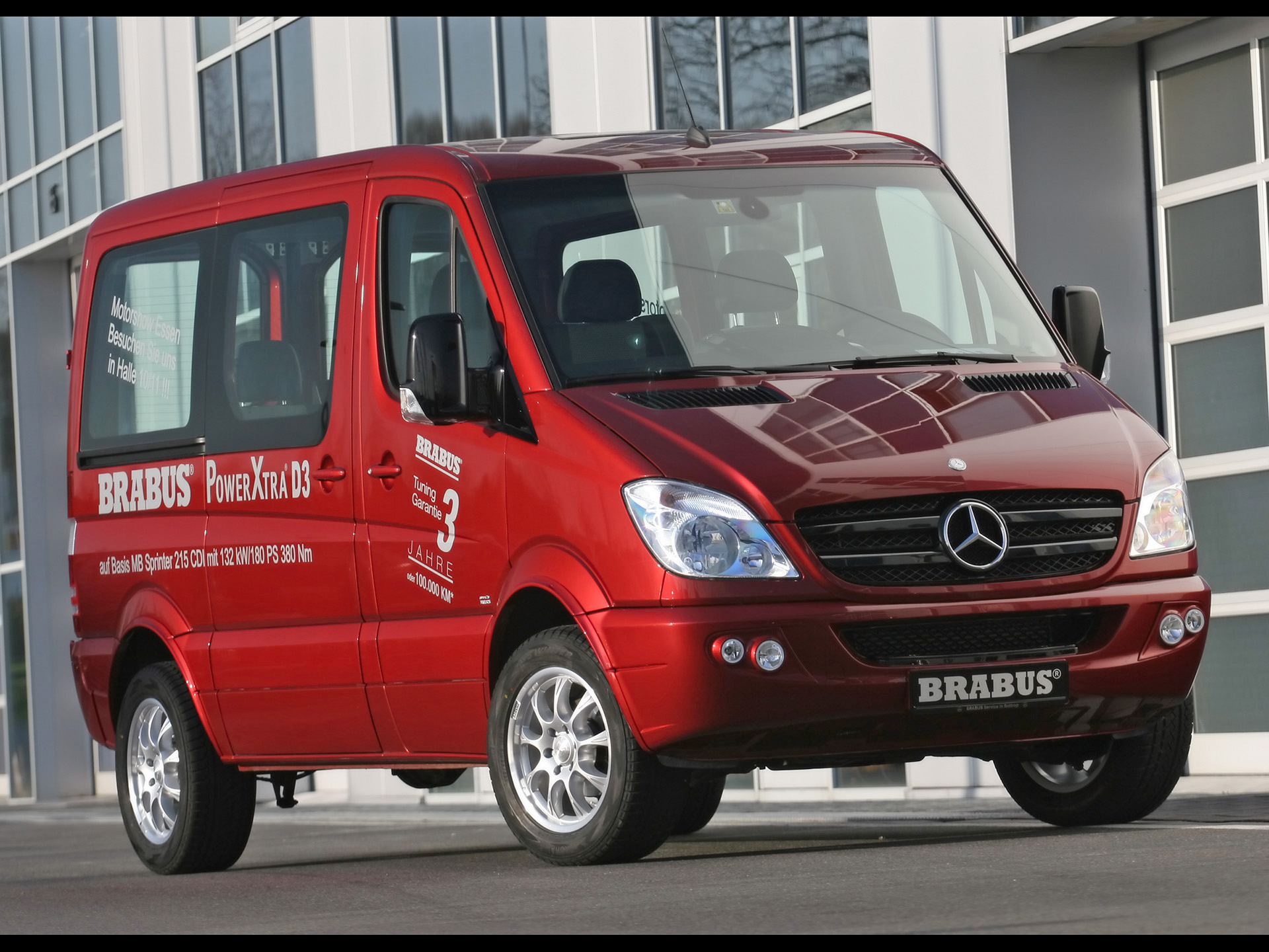 Brabus Sprinter photo 40078