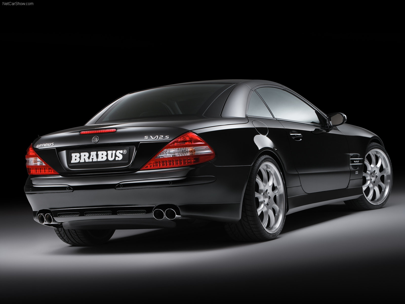 Brabus SV12 S Biturbo Roadster photo 37493