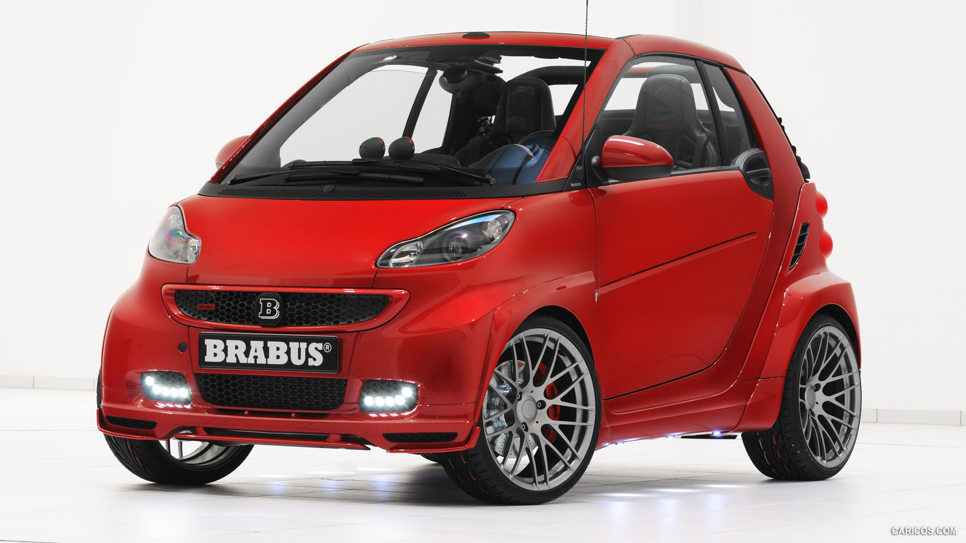 Brabus Ultimate 120 photo 119446