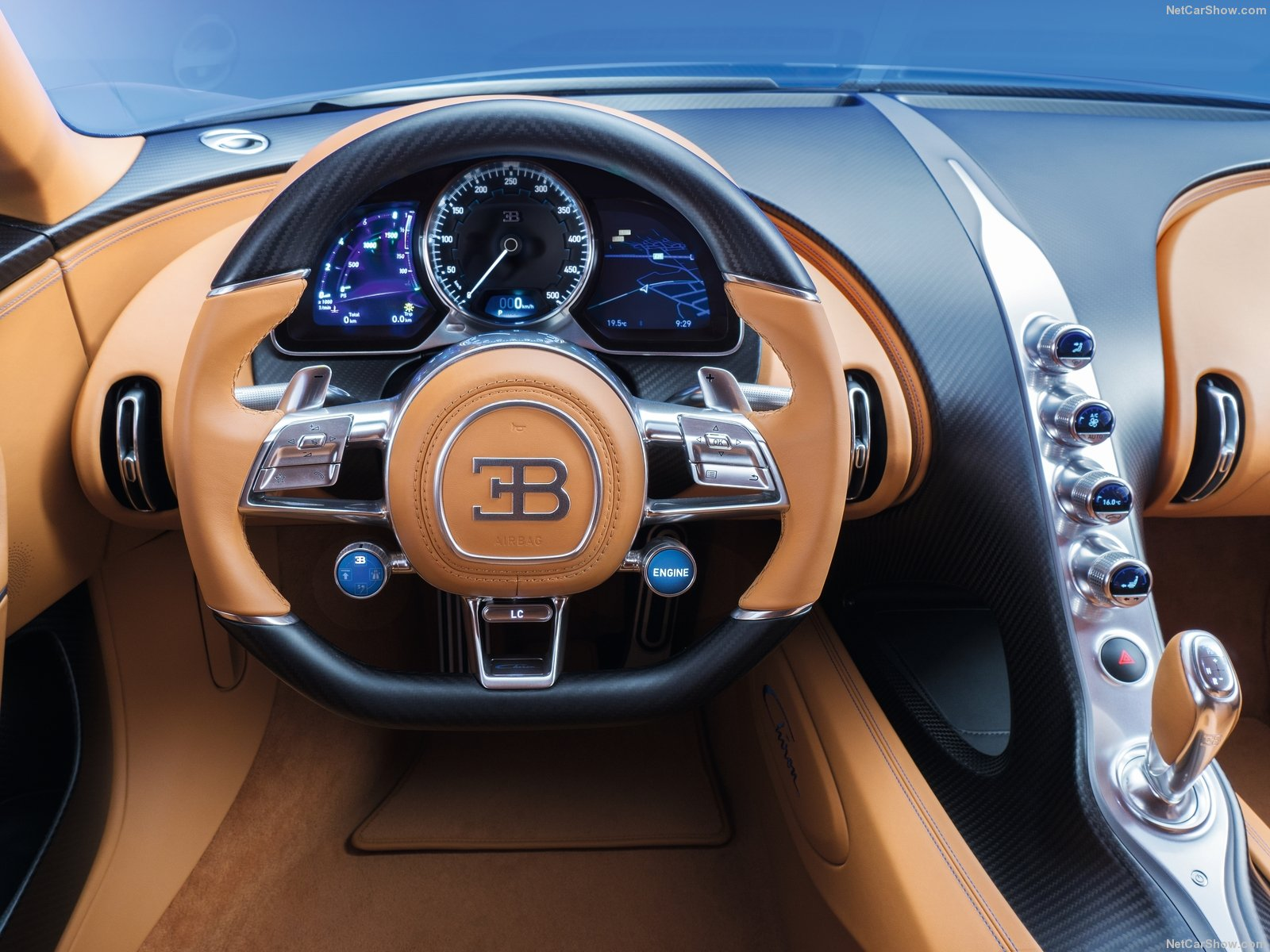 Bugatti Chiron photo 181295