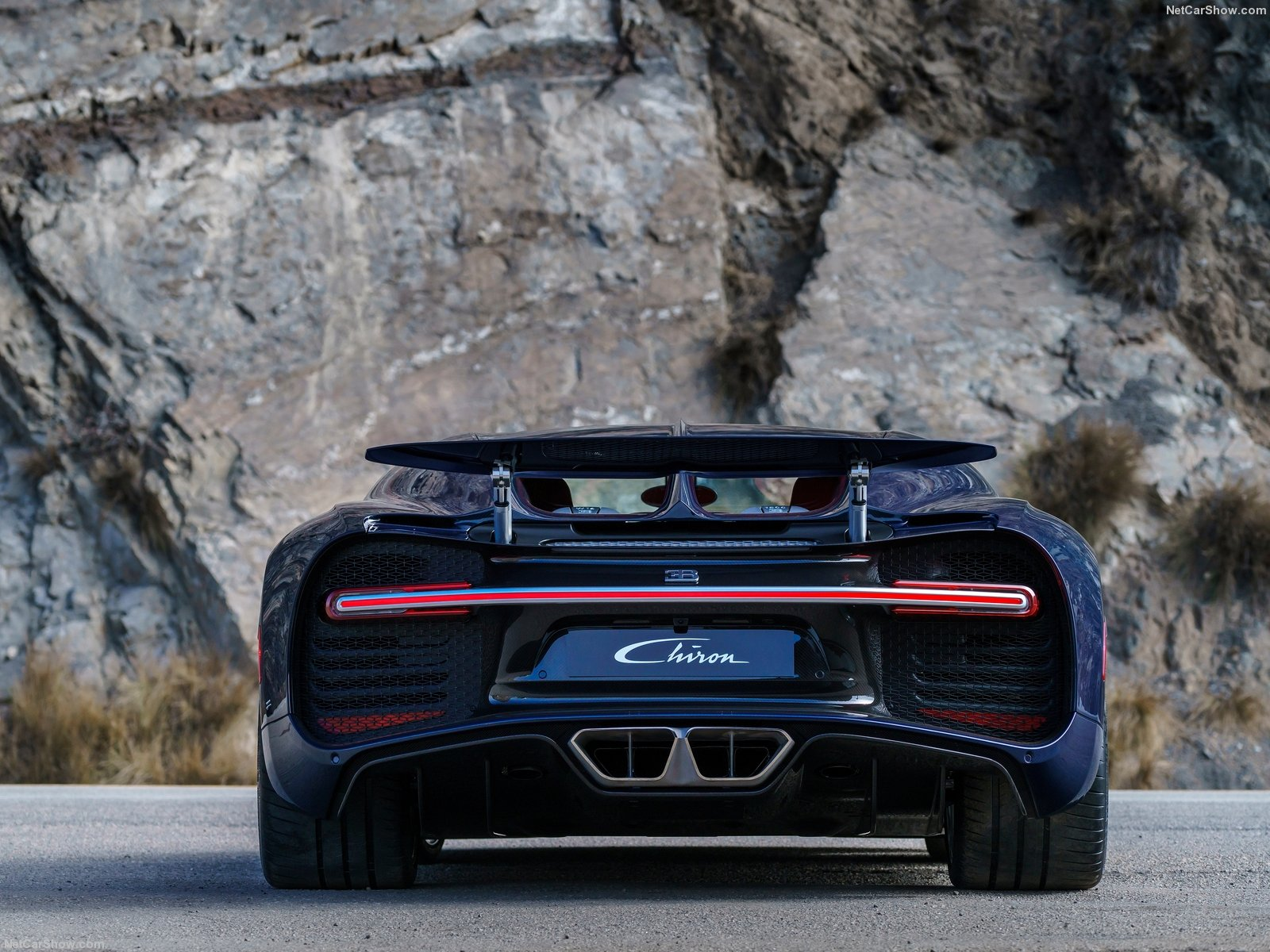 Bugatti Chiron photo 181296