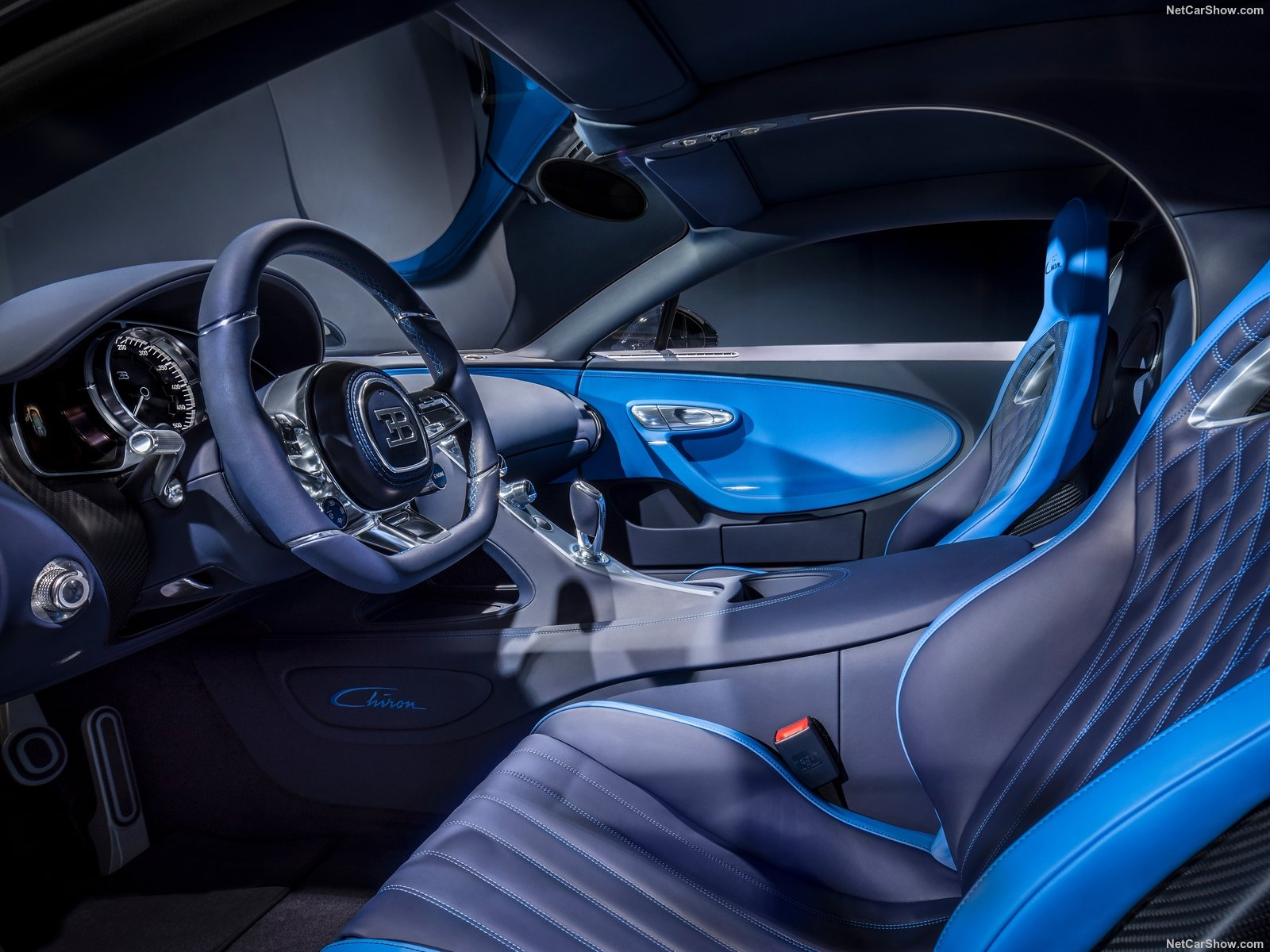 Bugatti Chiron photo 181305
