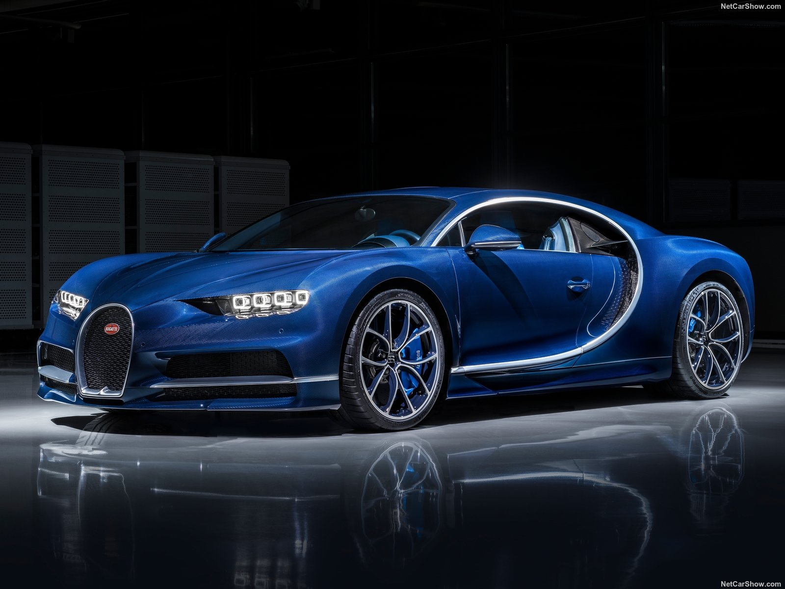Bugatti Chiron photo 181320