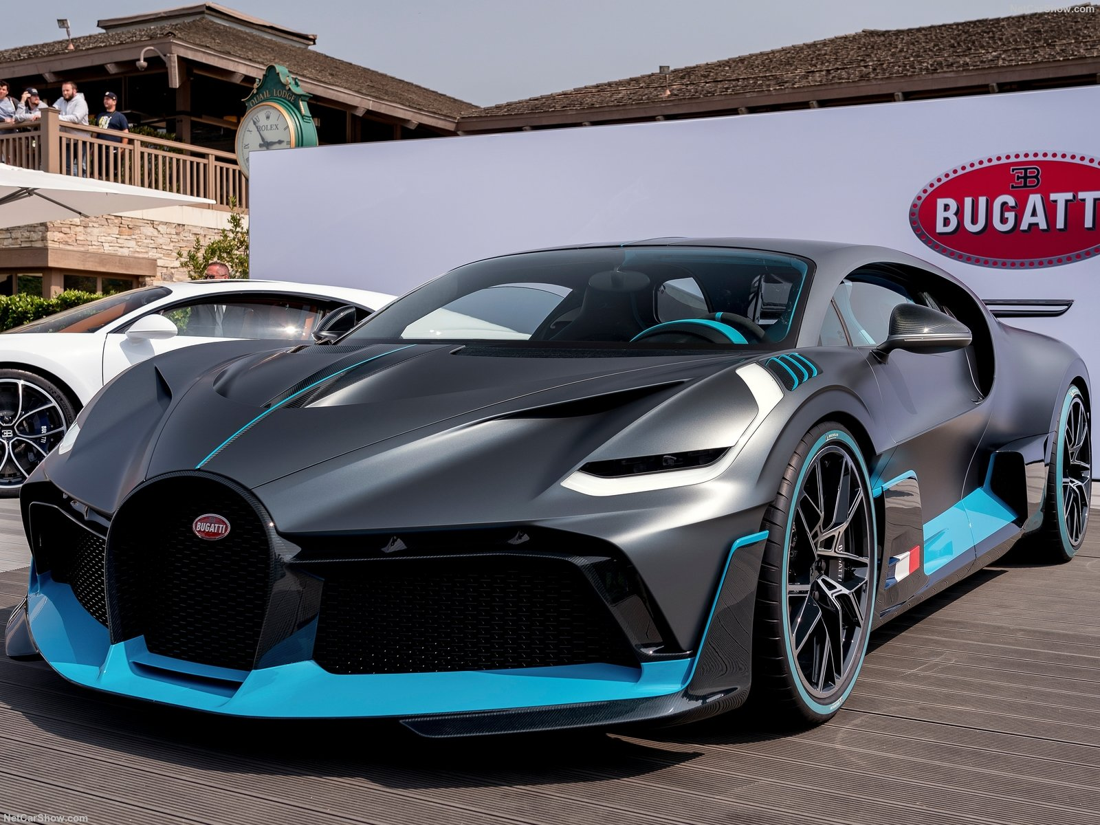 Bugatti Divo photo 190167