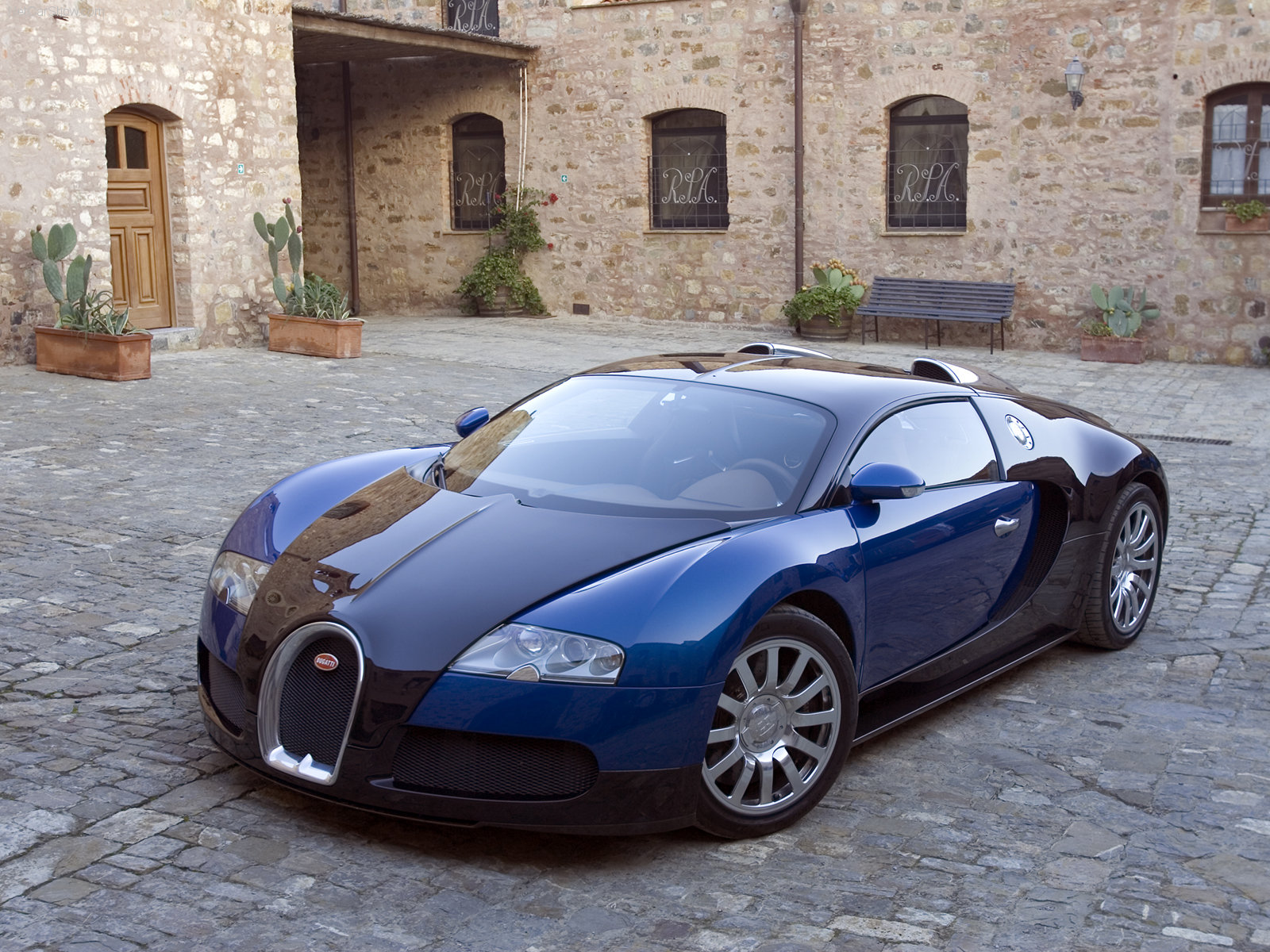 Bugatti EB 16.4 Veyron photo 32569
