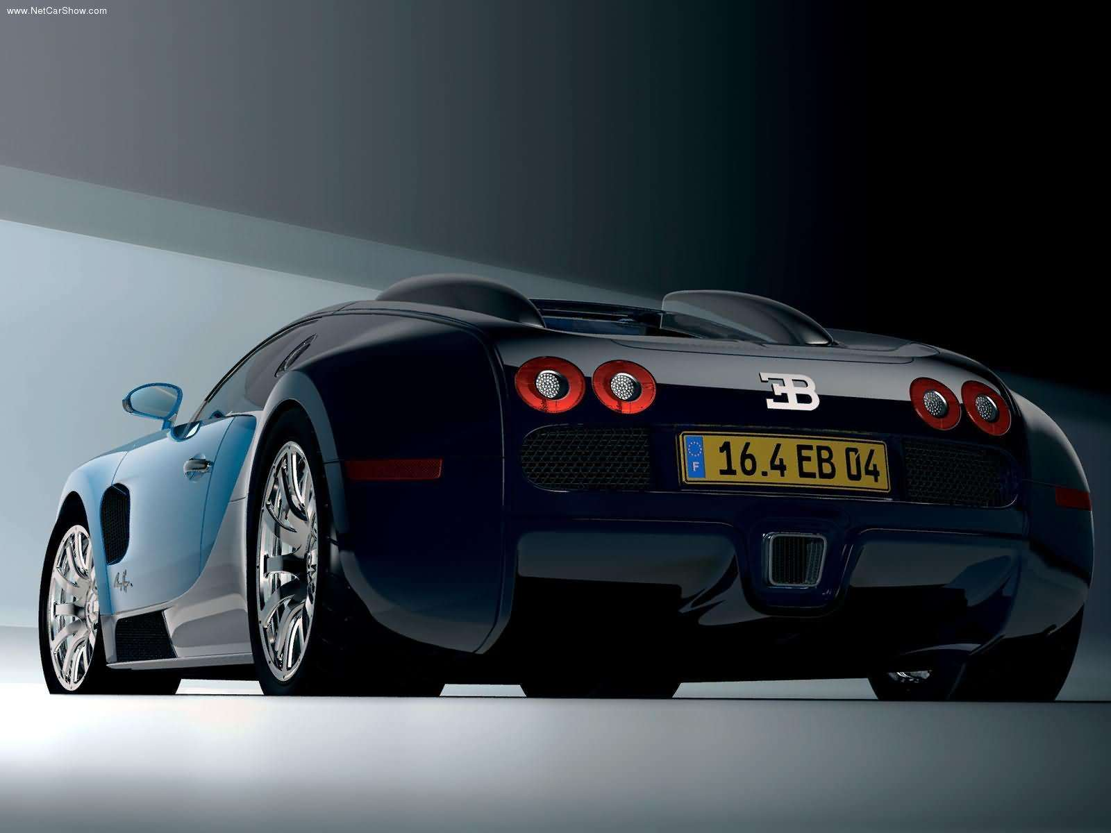 Bugatti EB 16.4 Veyron photo 62151