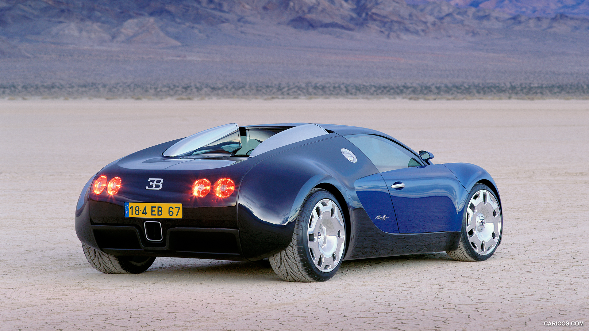 Bugatti EB 18-4 Veyron Concept photo 108153
