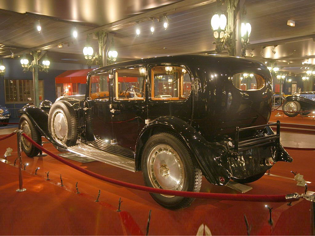 Bugatti Type 41 Royale photo 33778