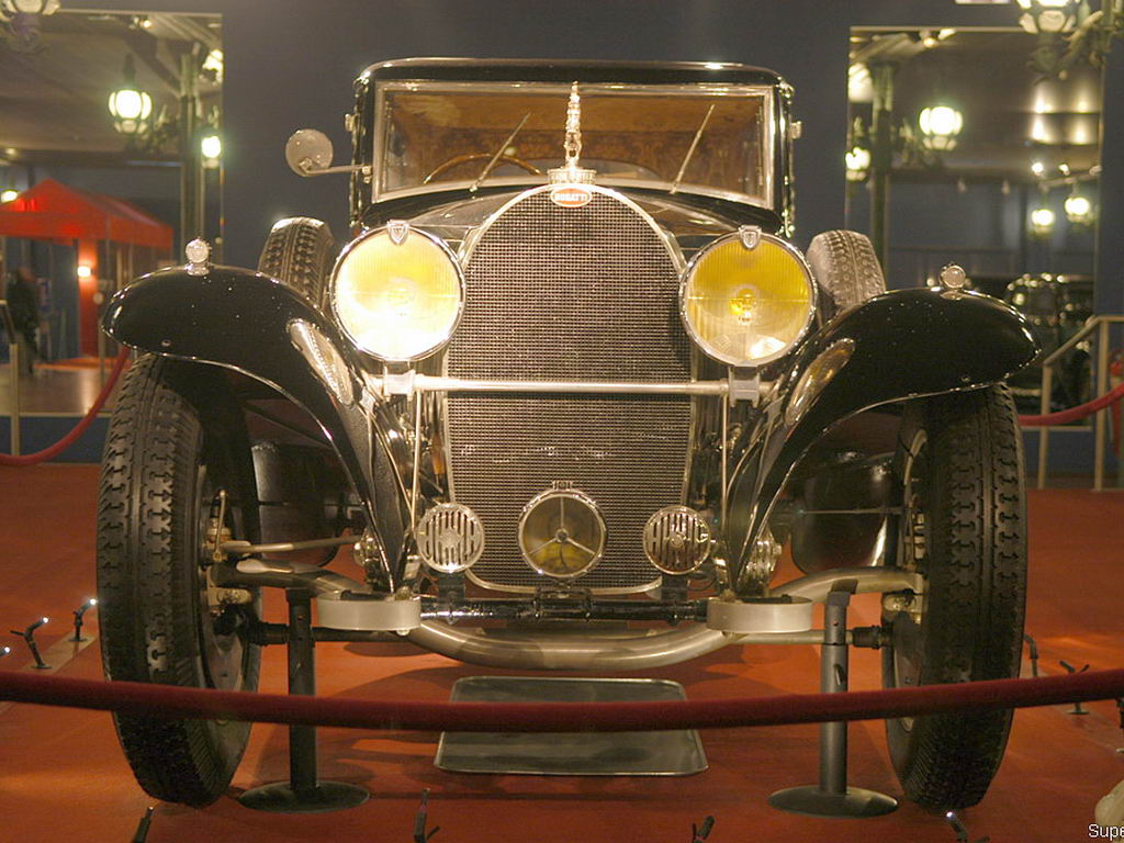 Bugatti Type 41 Royale photo 33781