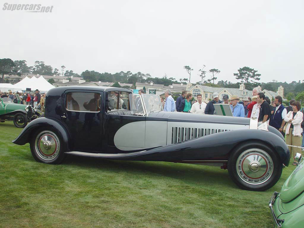 Bugatti Type 41 Royale photo 33792