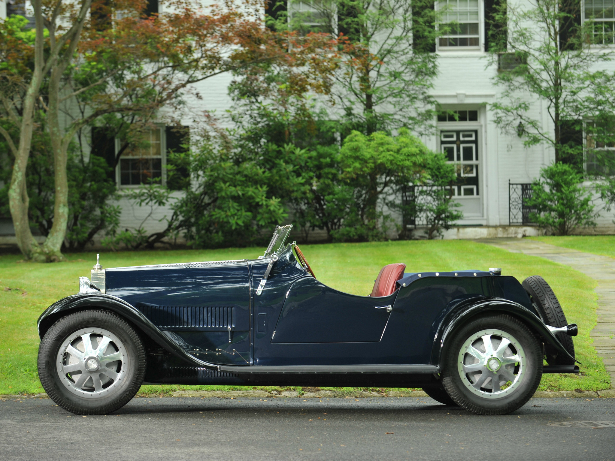 Bugatti Type 43 photo 87841