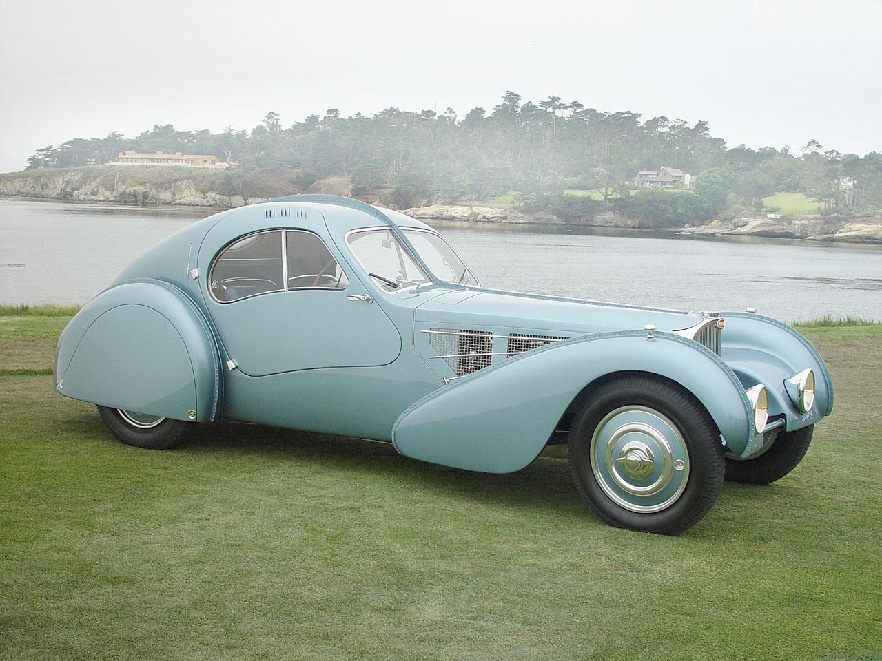 Bugatti Type 57SC Atlantic photo 22096