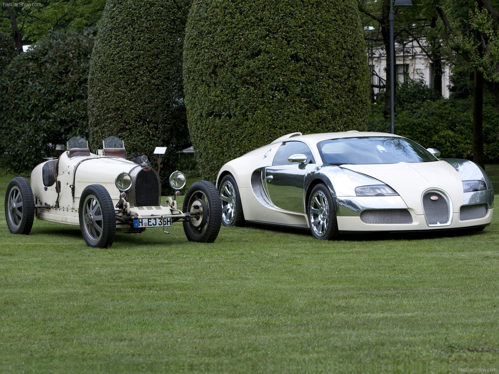 Bugatti Veyron Centenaire photo 63785