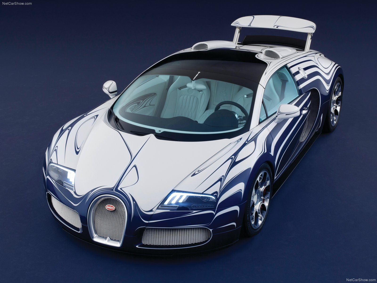 Bugatti Veyron Grand Sport LOr Blanc photo 82014