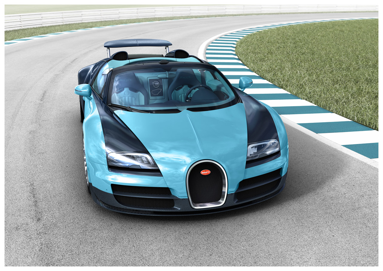 Bugatti Veyron Grand Sport photo 101621