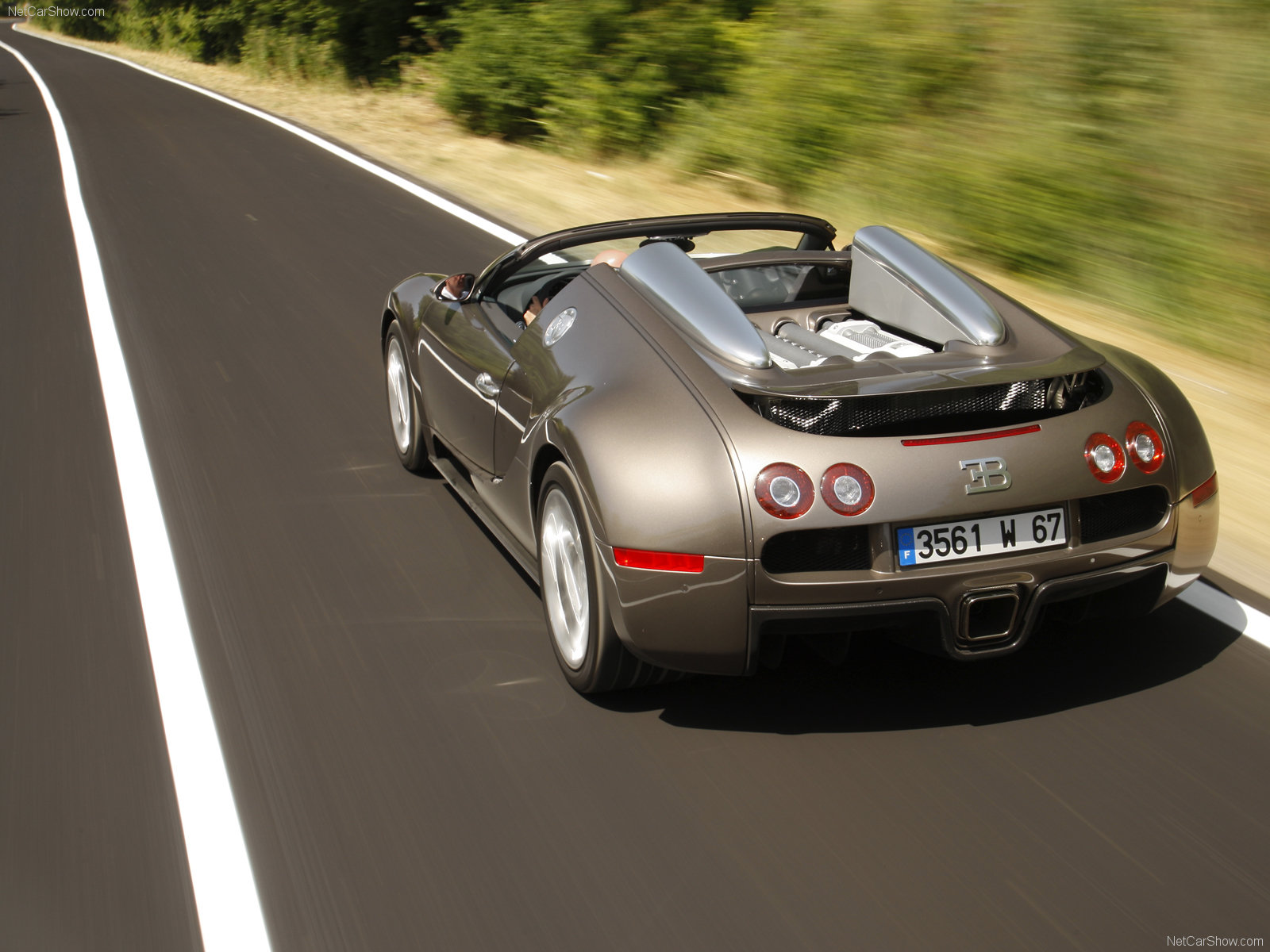 Bugatti Veyron Grand Sport photo 64982