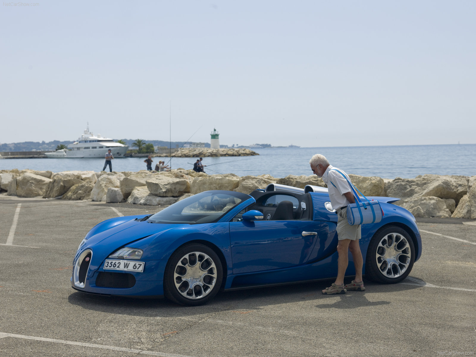 Bugatti Veyron Grand Sport photo 64999