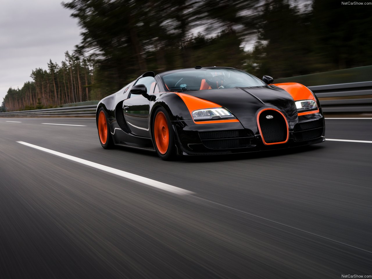 Bugatti Veyron Grand Sport Vitesse WRC photo 140265