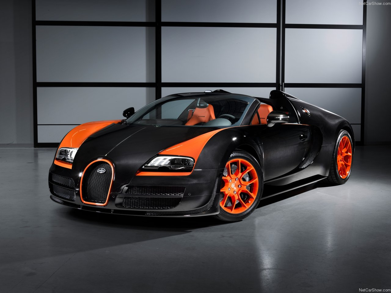 Bugatti Veyron Grand Sport Vitesse WRC photo 140266