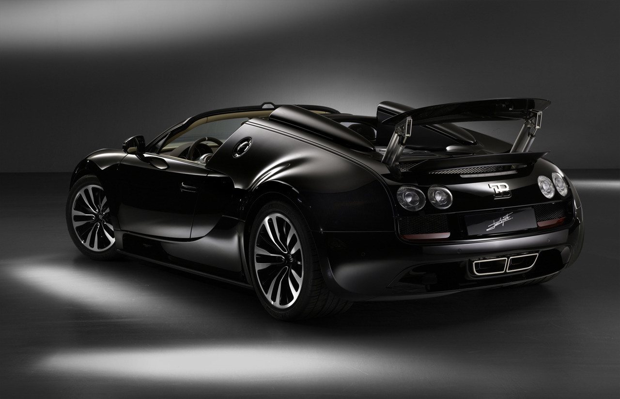 Bugatti Veyron photo 102347