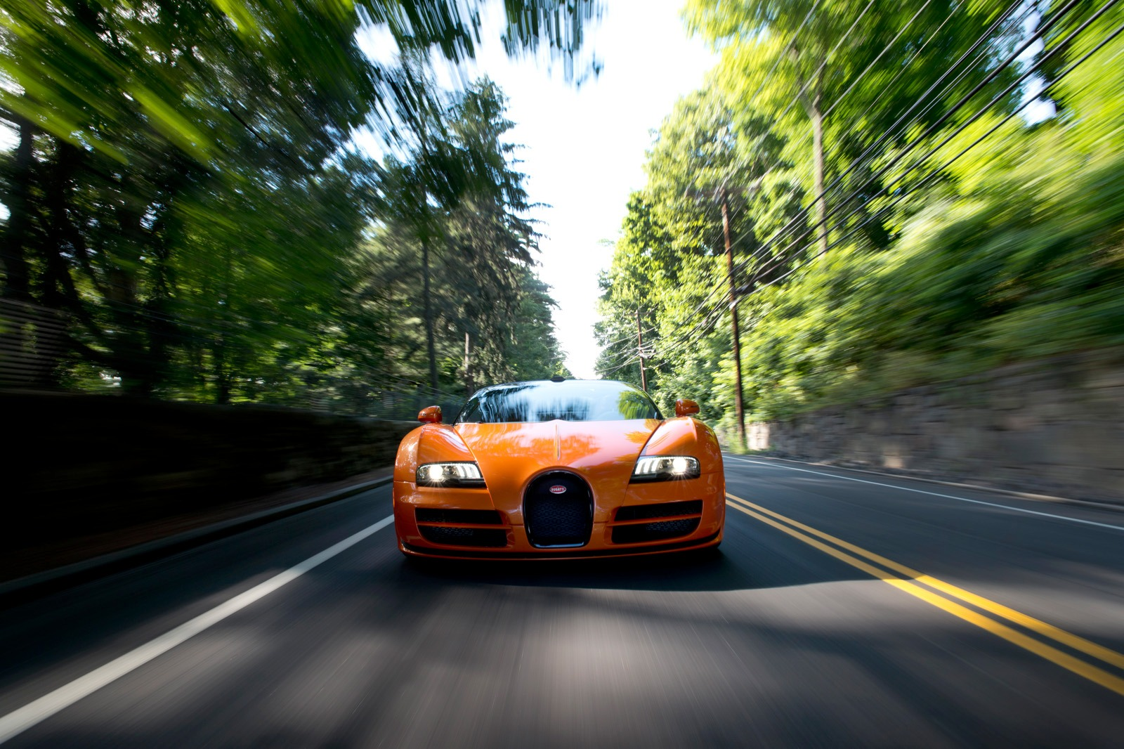 Bugatti Veyron photo 160885