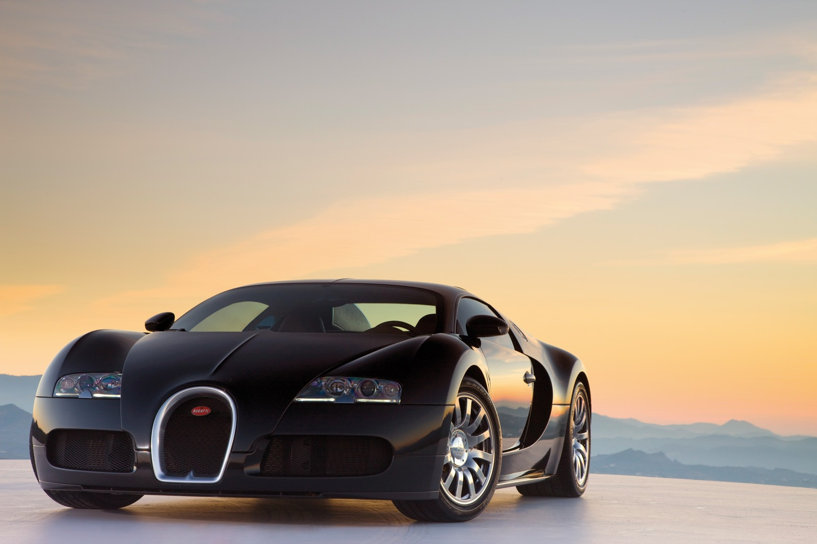 Bugatti Veyron photo 161014