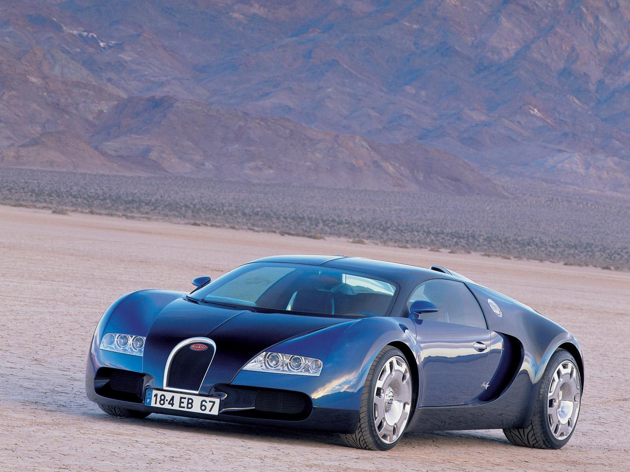Bugatti Veyron photo 22087