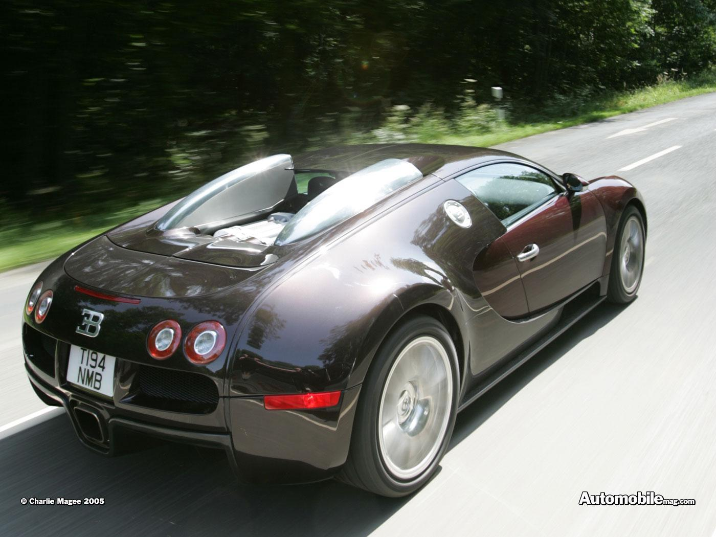 Bugatti Veyron photo 28491