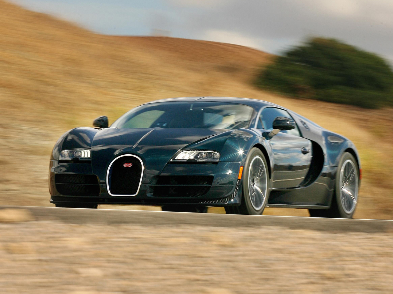 Bugatti Veyron photo 96707