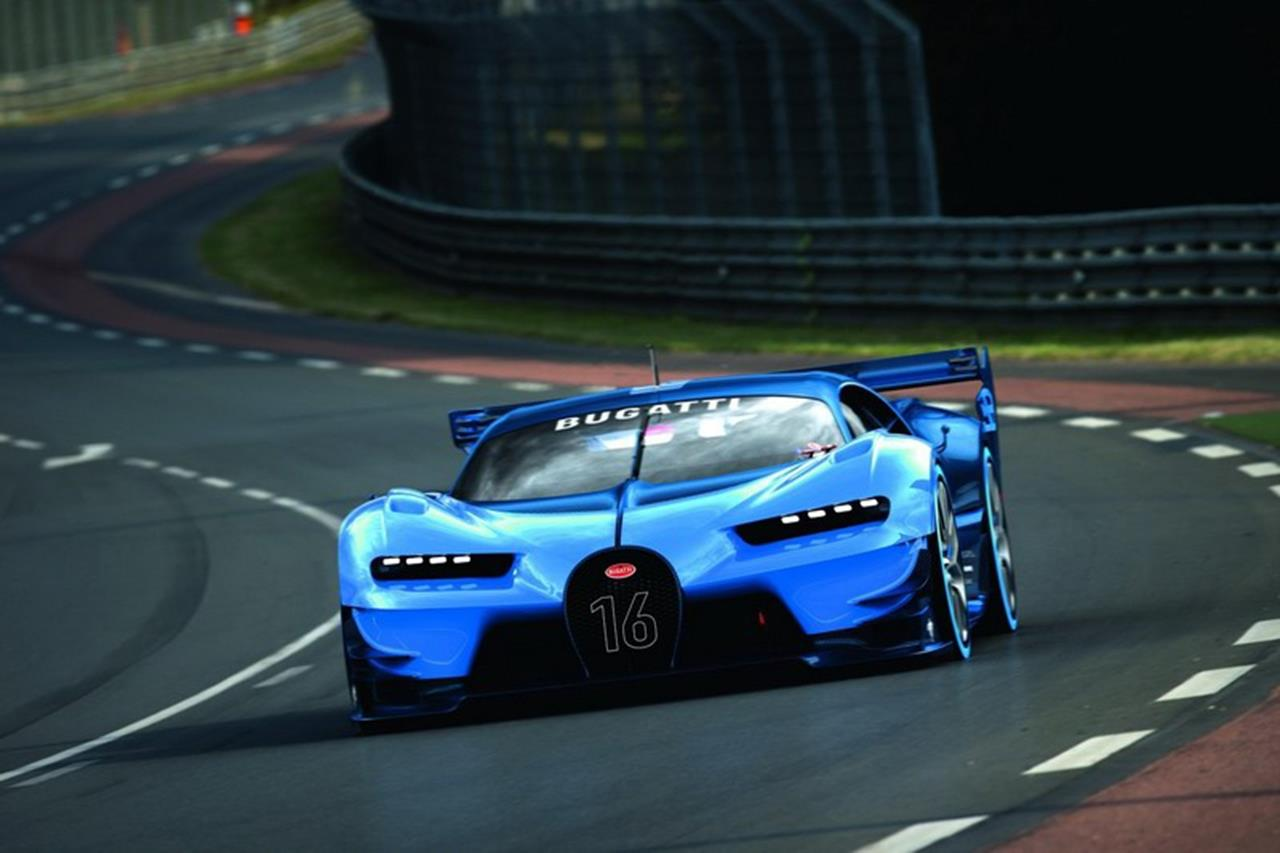 Bugatti Vision Gran Turismo photo 151214