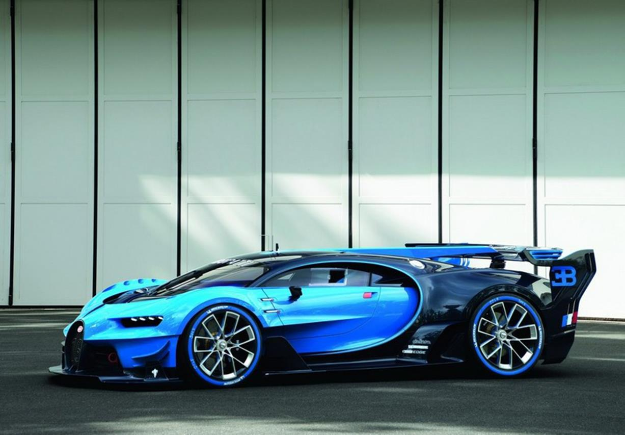 Bugatti Vision Gran Turismo photo 151236
