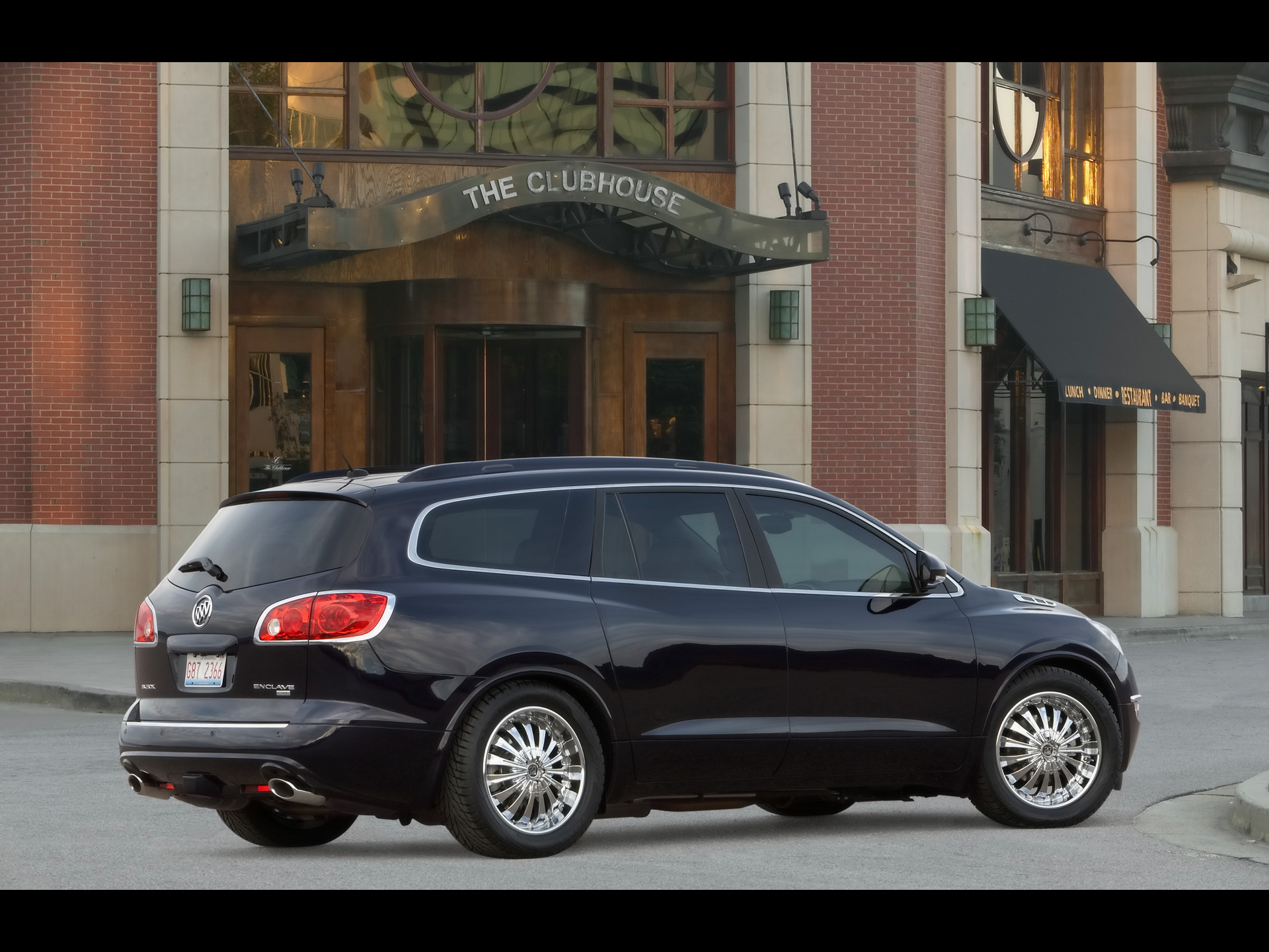 Buick Enclave photo 48975