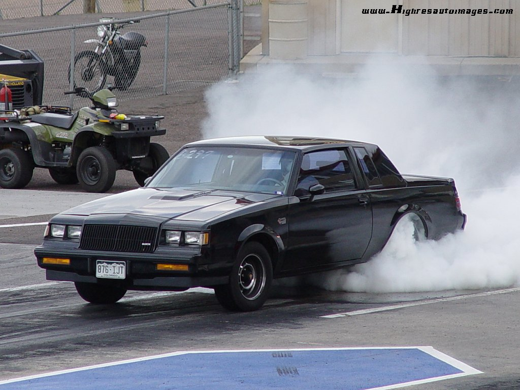 Buick Grand National photo 417